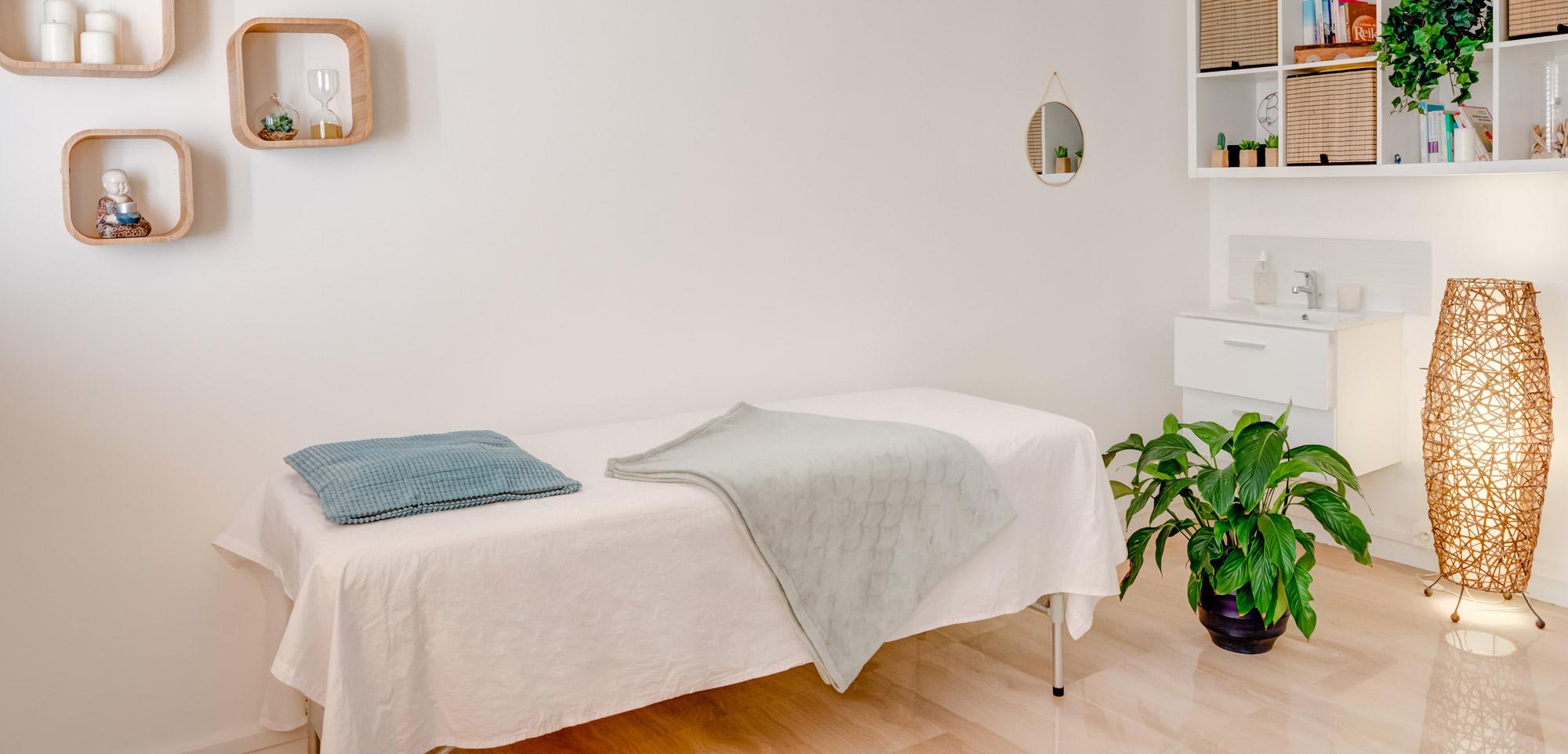 Cabinet de massage relaxant à Antibes